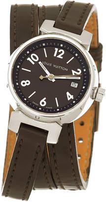 Louis Vuitton Tambour Triple Tour Watch - Vintage