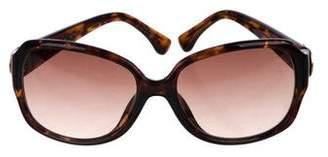 Michael Kors Gradient Square Sunglasses