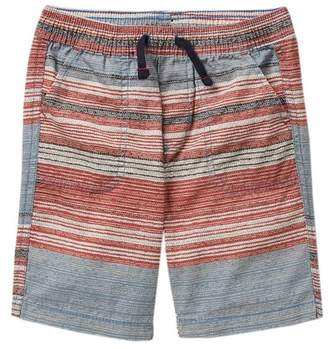 Joe Fresh Allover Print Shorts (Little Boys)