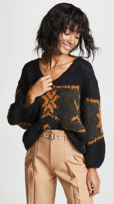 Mes Demoiselles Sigmund Knitted Sweater