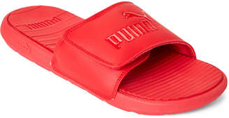 Puma High Risk Red Cool Cat Slide Sandals