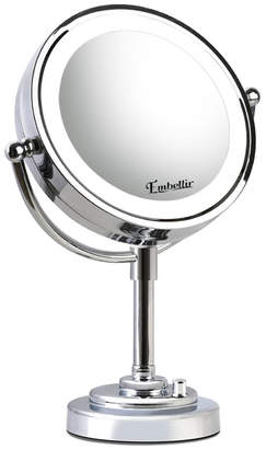 Dwellhome Embellir Double Sided Makeup Mirror