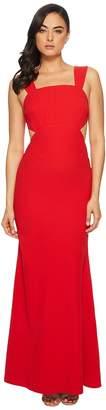 Jill Stuart Side Cut Out Gown Women's Dress
