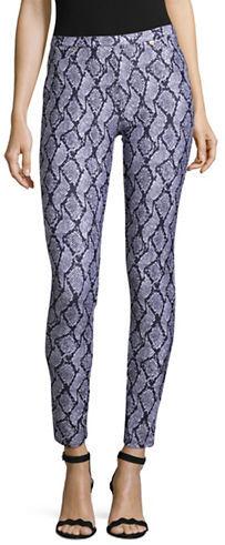 MICHAEL Michael KorsMichael Kors Printed Knit Leggings