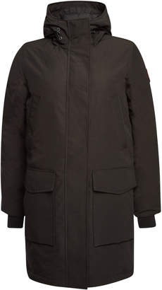 Canada Goose Canmore Down Parka with Cotton