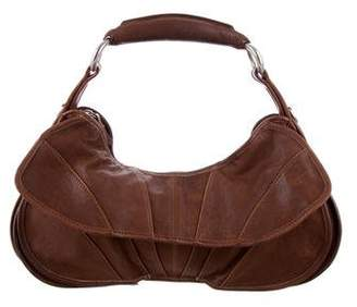 CNC Costume National Leather Handle Bag
