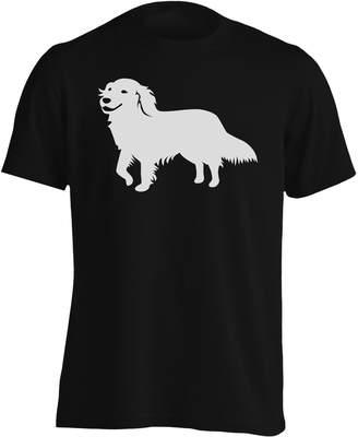 Golden Retriever INNOGLEN Men's T-Shirt Tee j849m