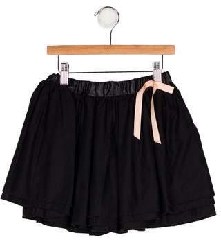 Little Remix Girls' Mini A-Line Skirt