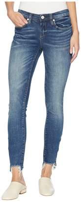 Blank NYC Denim Skinny with Bottom Zipper Detail in Interoffice Women's Jeans
