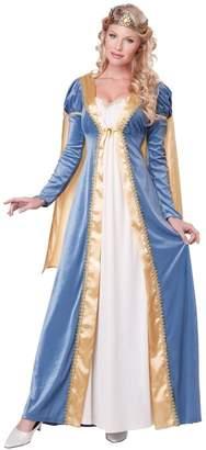 California Costumes Women's Elegant Empress Renaissance Lady Gown