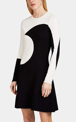 Valentino Women's Compact Knit Dress - White