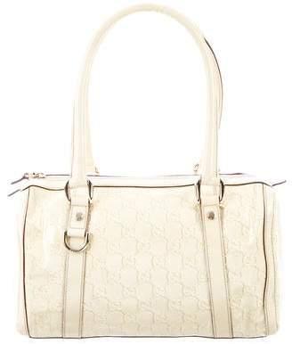Gucci Guccissima Abbey Boston Bag
