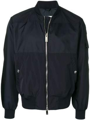 Moncler puffed bomber jacket
