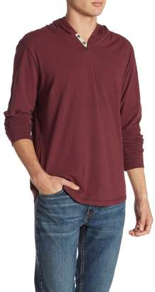 Lucky Brand Long Sleeve Saturday Stretch Hoodie
