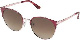 GUESS Women's Gu7516 Cateye Sunglasses