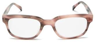 Corinne McCormack Brandy Rectangle Reader Sunglasses, 51mm