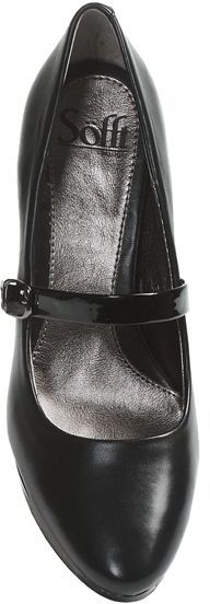 Sofft Rieta Mary Jane Platform Shoes - Leather (For Women)