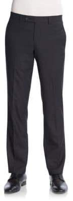 Saks Fifth Avenue MODERN Wool Trousers