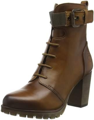 Bugatti Women Ankle Boots brown, (cognac) V76381-644