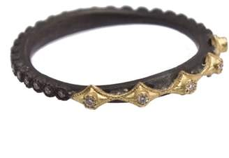 Armenta Old World Multi Crivelli Stack Ring