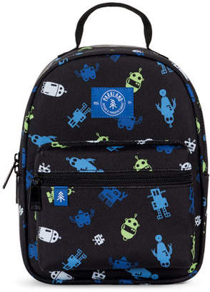 Parkland Kids' The Goldie Robot-Print Backpack