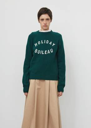 Holiday Boileau Pullover Sweater
