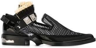 Toga mesh slippers
