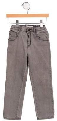 Stella McCartney Boys' Straight-Leg Jeans