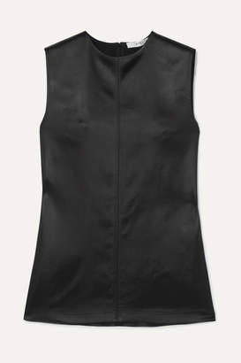 Givenchy (ジバンシイ) - Givenchy - Stretch-satin Tank - Black