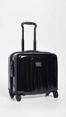 Tumi V4 Carry On Suitcase