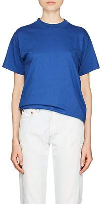 Balenciaga Women's Logo-Back Cotton Jersey T-Shirt