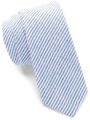 Original Penguin Del Potro Stripe Tie