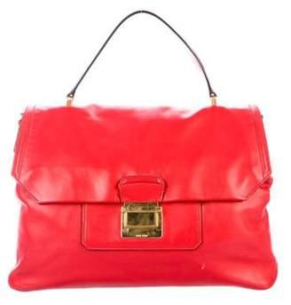 5463dfff584 Miu Miu Flap Closure Handbags - ShopStyle