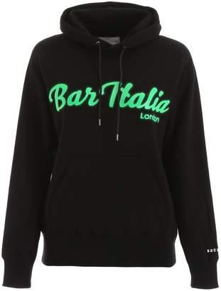 Sacai Bar Italia Hoodie