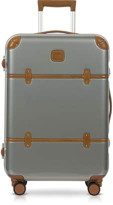 Bric's Bellagio Metallo V2.0 25 Silver Carry-On Spinner Trunk