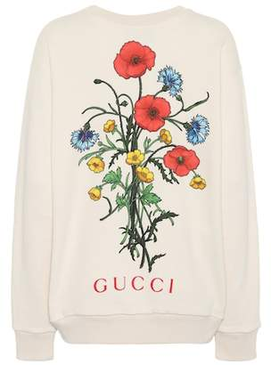 Gucci Chateau Marmont cotton sweatshirt