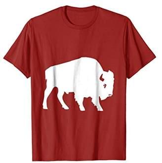 Buffalo David Bitton T-Shirt Wildlife Colorado Tee