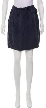Max Mara Weekend A-Line Knee-Length Skirt