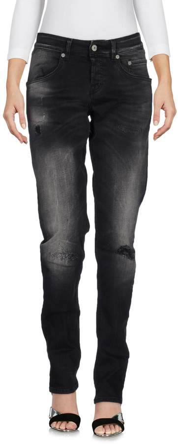 Siviglia Denim pants - Item 42594626