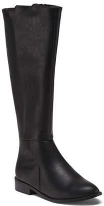 High Shaft Flat Riding Boots