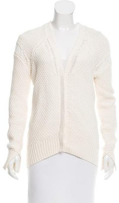3.1 Phillip Lim V-Neck Long Sleeve Cardigan $80 thestylecure.com
