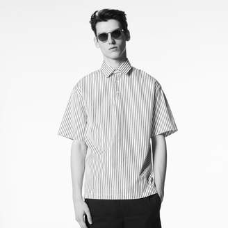 Sandro Short-sleeved striped shirt
