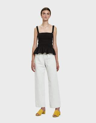 CHRISTOPHER ESBER Maruchi High-Low Tucker Trouser