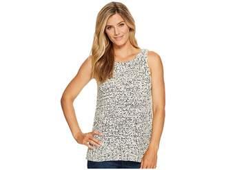 NYDJ Tape Yarn Sweater Tank Top Women's Sleeveless