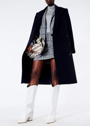 Tibi Lucas Suiting Mini Trouser Skirt