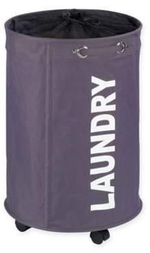 Rondo Laundry Bin in Grey