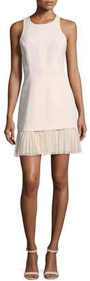Cinq à Sept Catriona Sleeveless Pleated-Skirt Dress