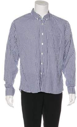 Jack Spade Patterned Casual Shirt