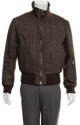 HUGO BOSS Boss by Linen & Virgin Wool Jacket