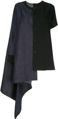 Yohji Yamamoto separation femme dress